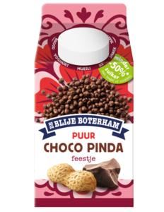 Choco Pinda Feestje Puur